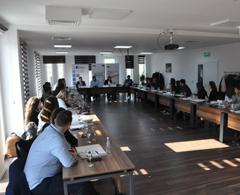 "Prishtina School for Political Studies holds the first Seminar ""State and Society"" for the 2019 cohort"