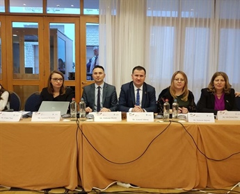 Kosovar MPs and School for Political Studies take part in the 3rd SEE Parliamentary Forum on EE and Climate