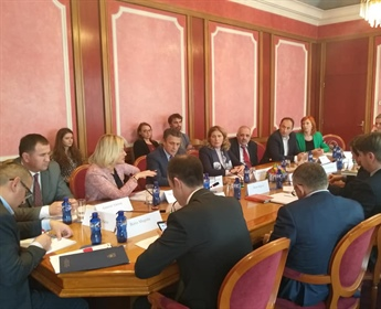The EE Agenda for Kosovo and the region: Visit of Kosovar MPs in Montenegro