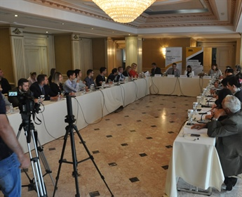 "Roundtable Discussion: ""Kosovo's Membership into International Organizations: Council of Europe and INTERPOL"""