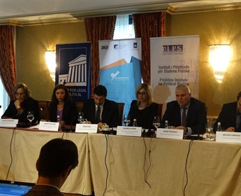 Challenges in the field of Rule of Law reforms part of the SAA and EU Reform Agenda