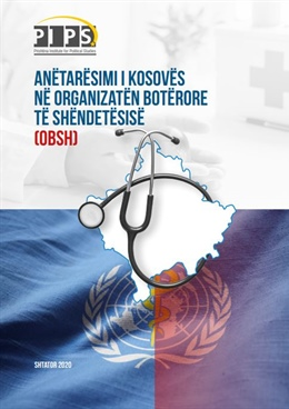 Kosovo's membership in the World Health Organization (WHO)