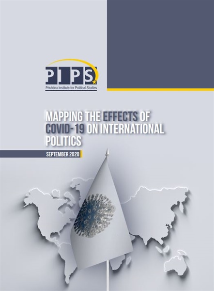 Mapping the effects of Covid-19 in international politics